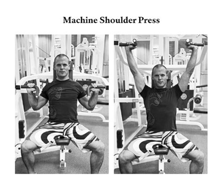 Machine Shoulder Press