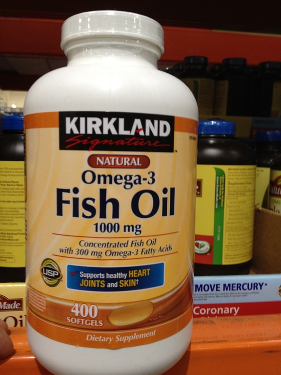 Fish oil fish oil costco for Coq10 and fish oil
