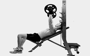 Incline Bench Press 4 Hour Body thumb1 Occams Protocol Free Weight Option: Workout A and B with Video Demo