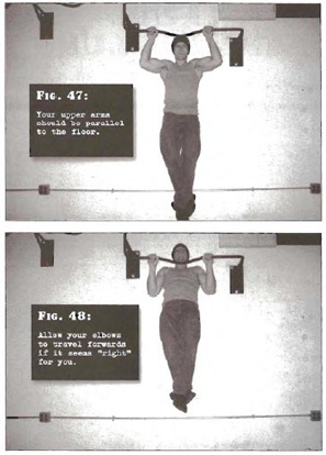 Half Pullup Convict Conditioning thumb Tim Ferriss Prison Day 3: Convict Conditioning   Pull Up Cheat Sheet